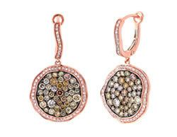 Diamond Earring Home Page